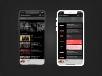 iphone x - online tv app