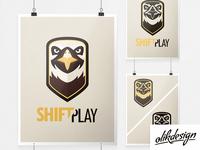 SHIFTplay gaming logo