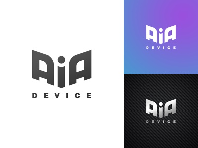 AIA Device design logo
