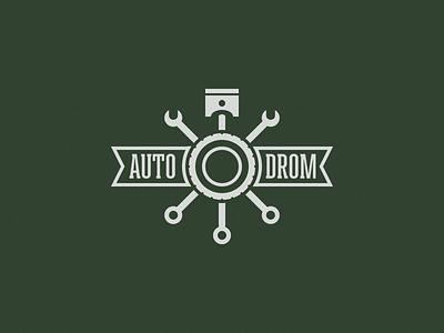Autodrom 2 logo car service
