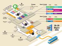 Code Fest map