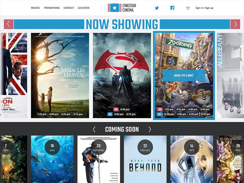Cinestar Cinema movie theater logo logotype cinestar website site