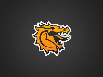 Dragon logo dragon