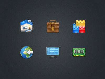Handy Backup icons icons