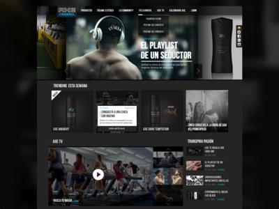 Axe.com.co - Unused Concept
