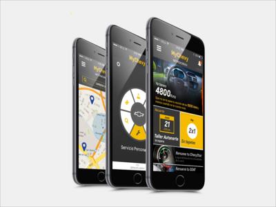 Chevrolet - MyChevy app