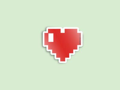pixelated Love