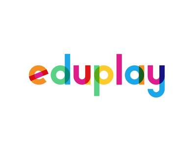 Eduplay Logo Animatie animation 2d animation motion graphics motion design after effects illustrator logo animation