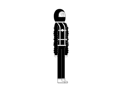 Declination of me (and a friend) men man character girl character character illustrations uniform soldier astronaut soccer man soccer black white white black personnage adobe adobe illustrator illustrator design vector illustration