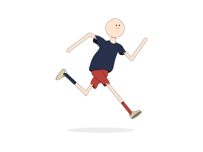 Character run illustrator adobe illustrator cc adobe illustrator ai animation motionlovers character illustration character concept run running character run character design characterdesign character illustration design