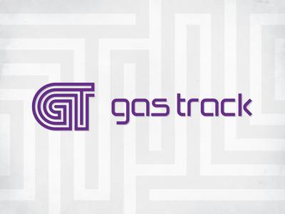 GAS TRACK - LOGO