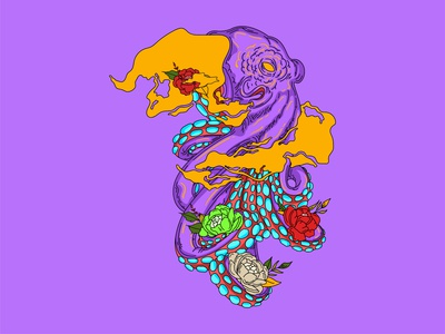 Octopus and Poison