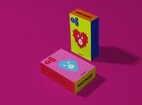 oh baby branding packaging design packaging