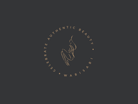 Logo Mark for WabiSabi Skincare