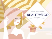 Beauty To Go Branding