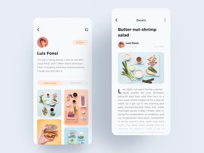 Gourmet Interface 02 typography 图标 向量 品牌 插图 应用 设计 ux ui