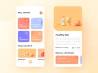 Healthy life 01