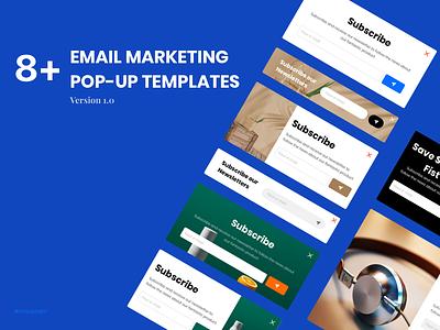 Email Marketing Templates V1.0 form pop-up sketch templates marketing email email marketing