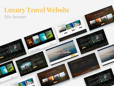 Luxury Travel Website website templates free webtemplate website travel travel website luxury travel luxury travel