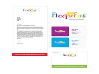Fizzy Face Children's Entertainment Branding