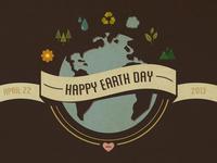 Earth Day Wallpaper