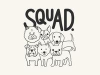 Pupper Squad