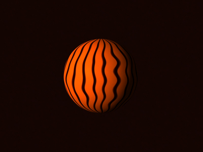 Abstract Planet illustration motiongraphics motion animations art animation ball planet abstract sphere