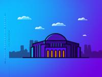 Convention Center | Moonlight