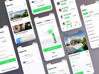 Buy and sell property app