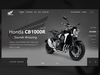 Bikes Web Design