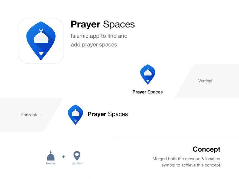 Prayer Spaces – Branding