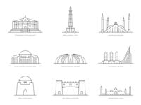Landmarks Pakistan | Free