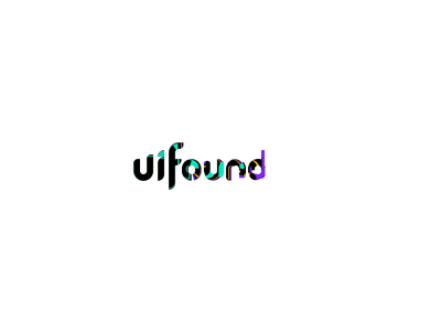 UI Foundry | Branding minimal branding 2d gif animated pakistan burhan uifoundry text after affects mockups user interface ux ui animation design logo