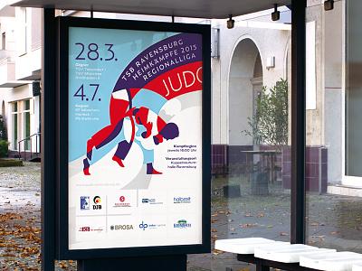 Judo Poster judo poster