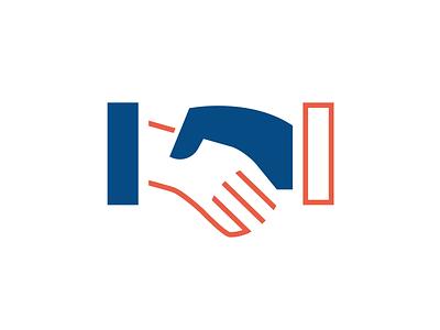 Handshake handshake icondesign