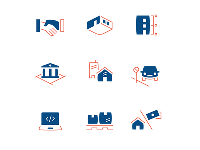 Chancellery Icon Family chancellery lawyer icondesign