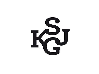 SKJG typography