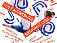 Judo Poster 2017