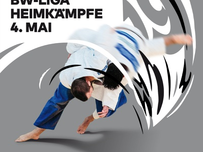 Judo Poster 2019 poster storm wave cyclone judo