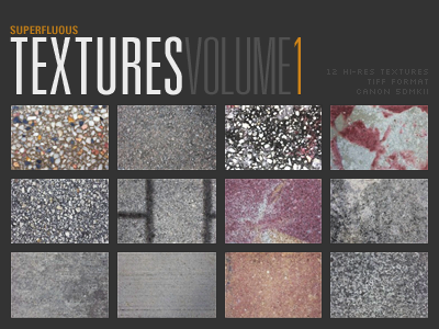 Textures Vol.1