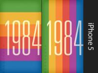 iPhone1984 + 5