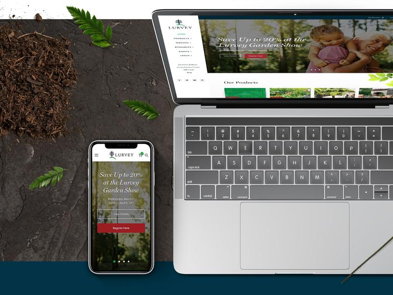 Lurvey Case Study app design design web art direction case study