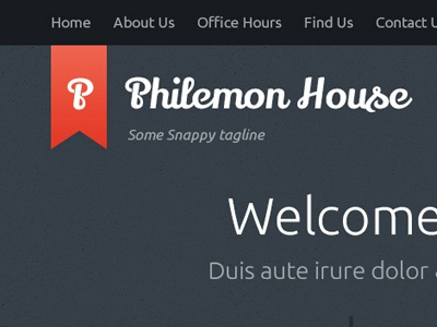Philemon Thumb web design wordpress theme