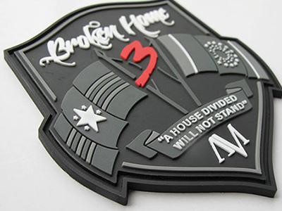 AMS BH3 PVC Patch Final Product patch design