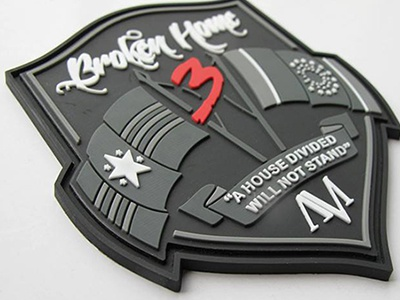 AMS BH3 PVC Patch Final Product patch design