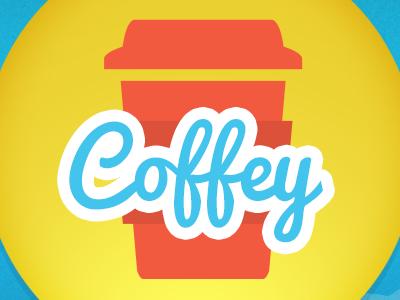 Coffey Logo mac app menulet coffee cup coffey logo