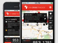 Invisible Children LRA Crisis Tracker