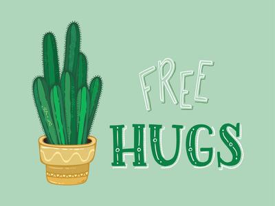 Free hugs. ;)