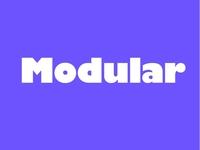 Modular Logotype