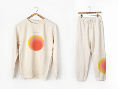 AR Team Apparel apparel design gradients apparel